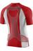 Salomon M's S-lab Exo Zip Tee Racing Red/White